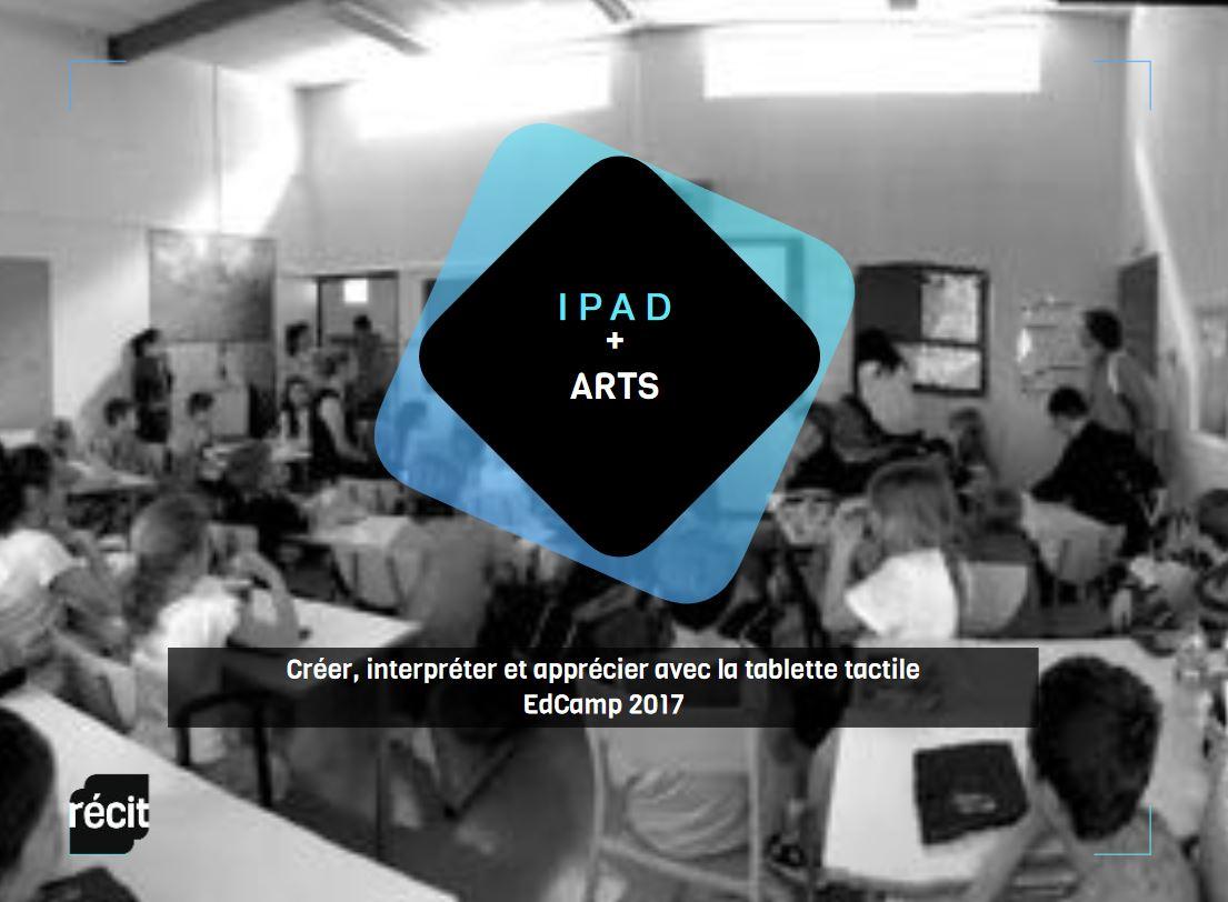 Ressources pour l'utilisation du iPad en arts plastiques