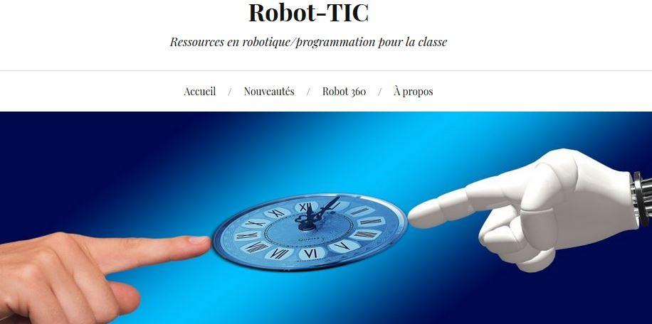 Un projet-pilote robotique 360