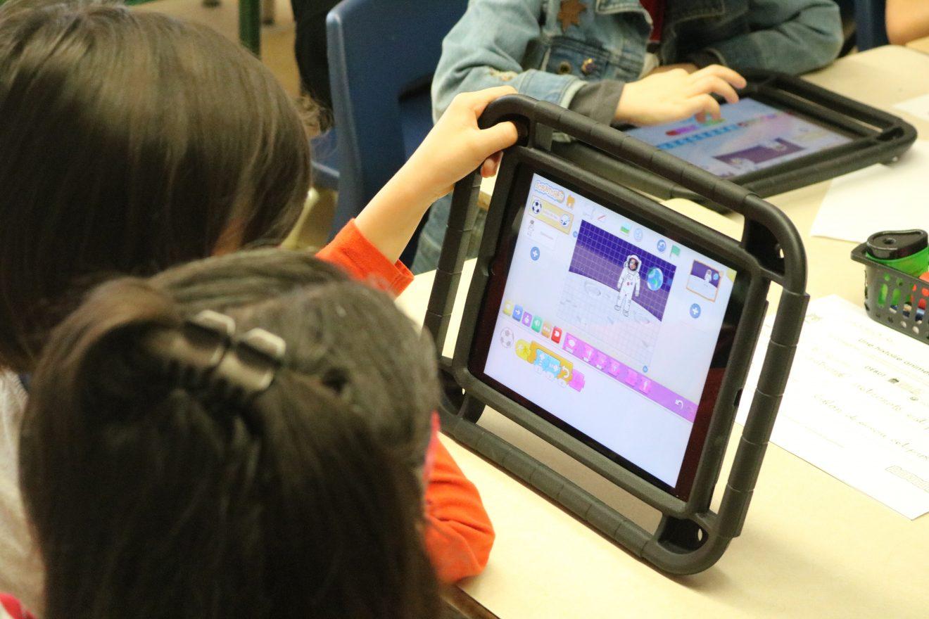 La programmation chez les petits : une multitude de possibilités!