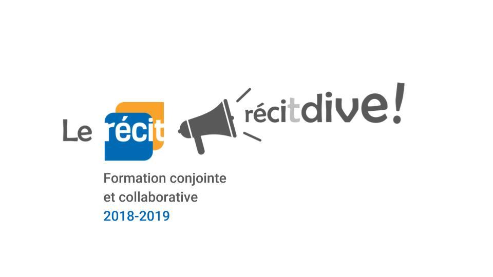 40 ateliers et des ressources à profusion provenant de notre formation conjointe et collaborative du RÉCIT!