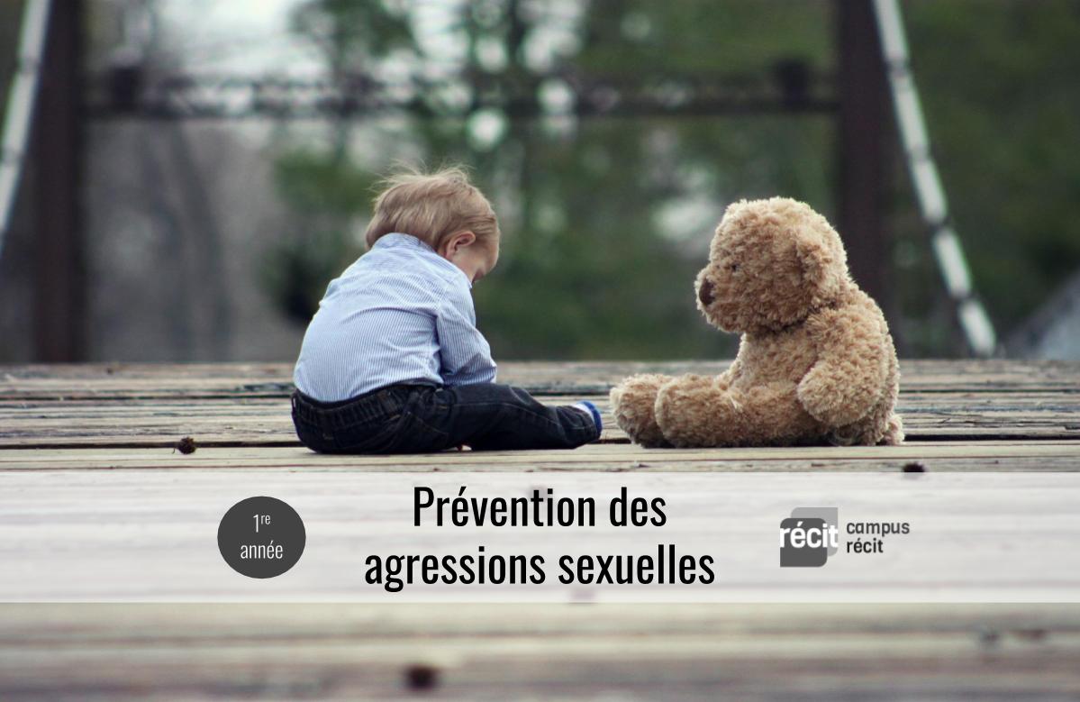 La prévention des agressions sexuelles au primaire - Une formation pour le personnel scolaire