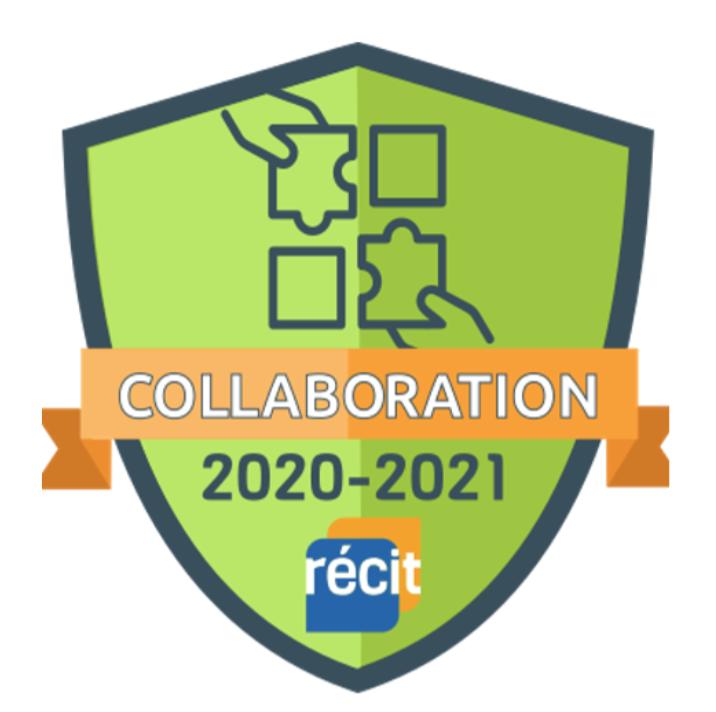 Badge collaboration